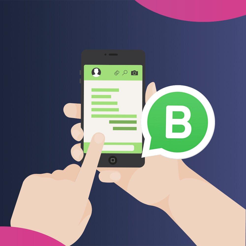 Tutorial Whatsapp Business - Imagem 03
