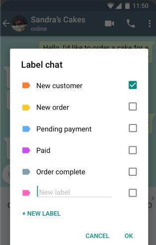 Tutorial Whatsapp Business - Imagem 02